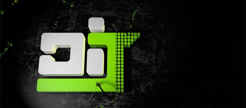 Mon Logo, Modeling 3D