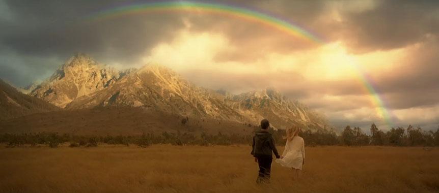 Rainbow, Image du court-métrage